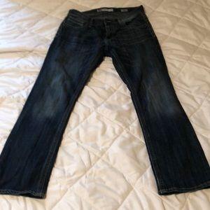 Buckle Derek Straight Jeans 33R
